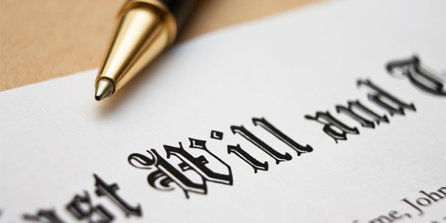 Inheritance and wills