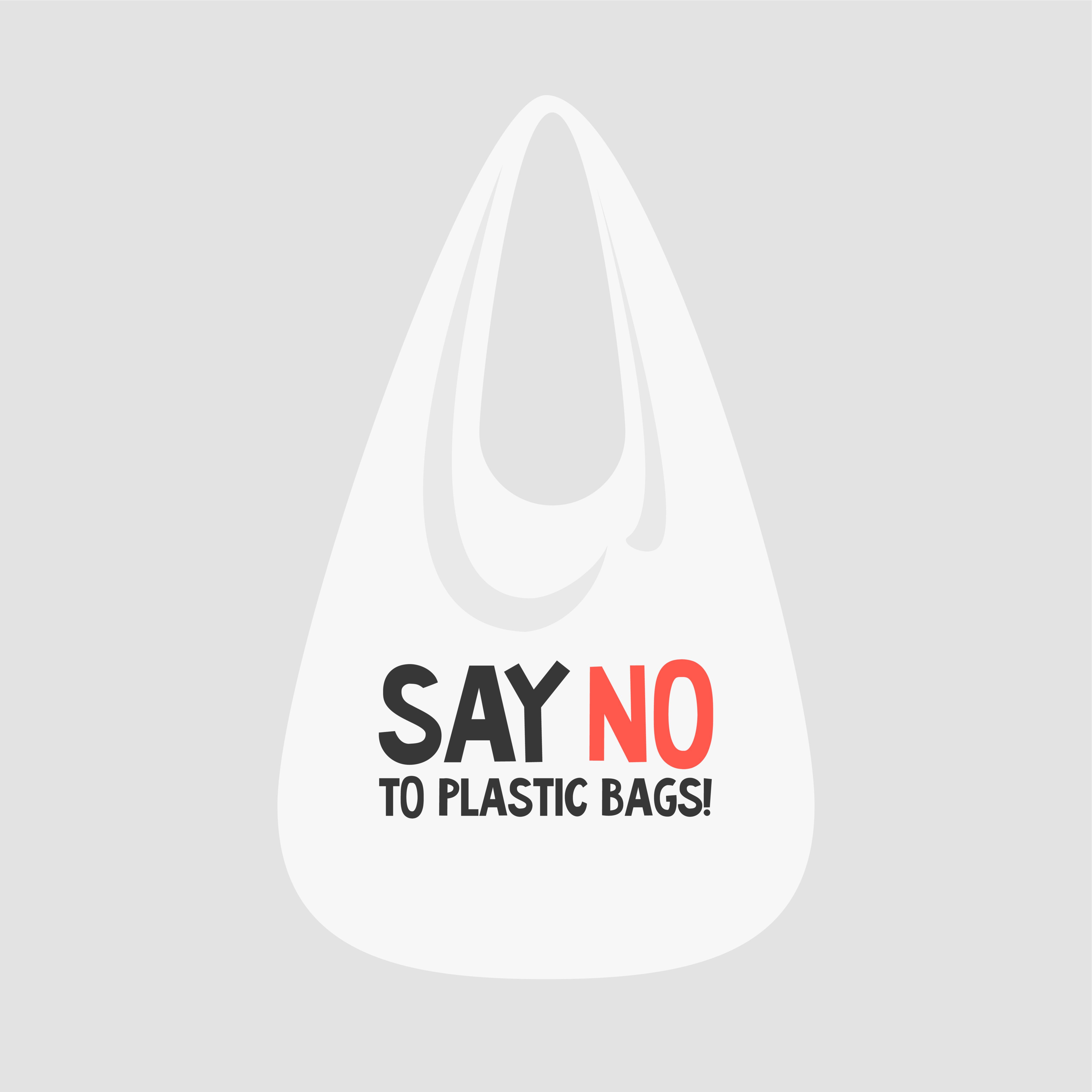 No usar más bolsas de plástico