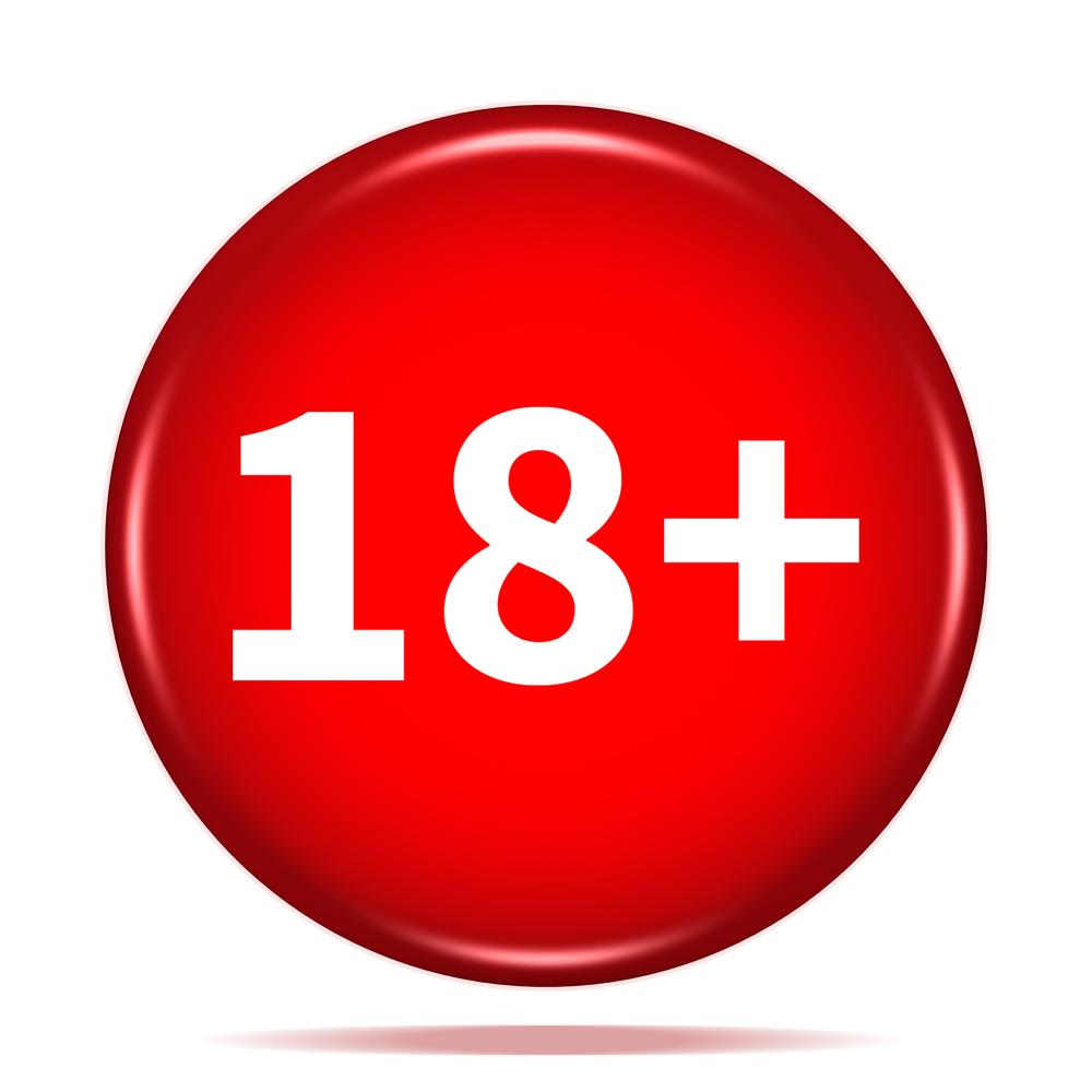 18: Mayor de edad