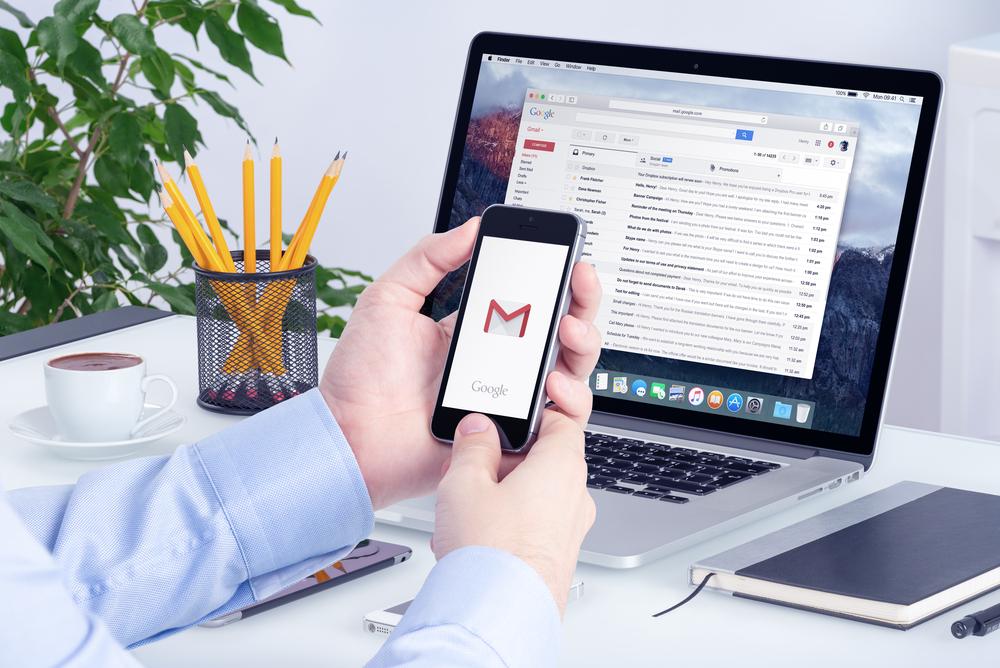 Notificaciones en tu correo electrónico