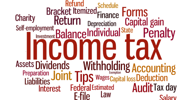 Income Tax Return 2017 Campaign has begun! Submit your form now!