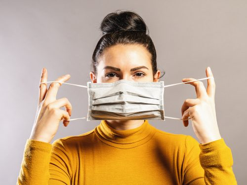 Uso de mascarillas obligatorio en adultos y niños mayores de seis años