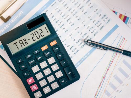 Declaración de la renta a presentar en 2021