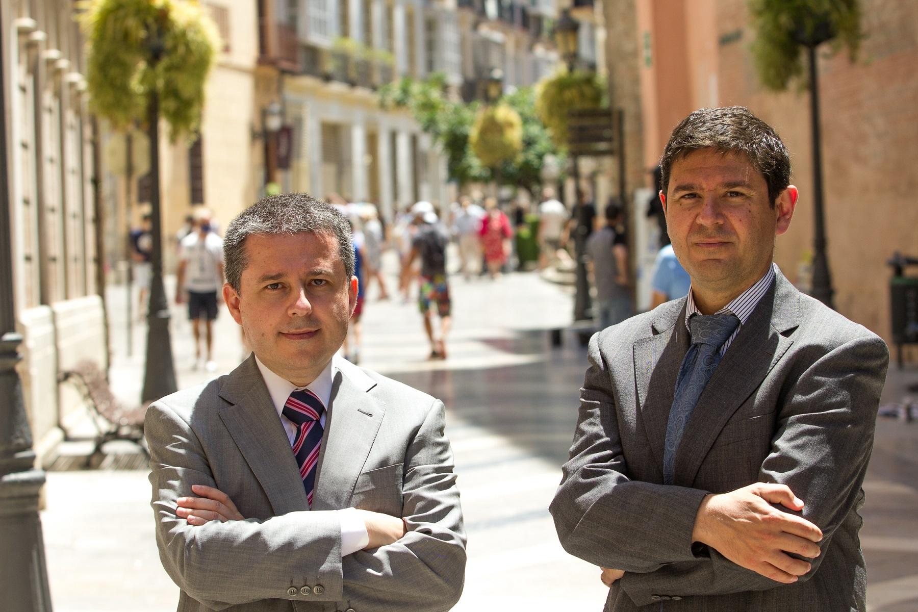 Profesionales del despacho Pérez Parras Economistas y Abogados Málaga y Nerja